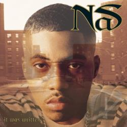 Nas - It Was Written CD Cover Art