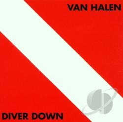 Van Halen - Diver Down CD Cover Art