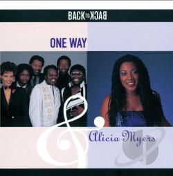 One Way - Back To Back CD Cover Art