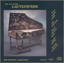 Bach / Dowland / Scarlatti - Art Of The Lautenwerk CD Cover Art