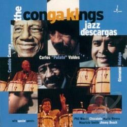 Conga Kings - Jazz Descargas CD Cover Art