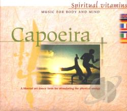 Earthdance - Kapoeira CD Cover Art