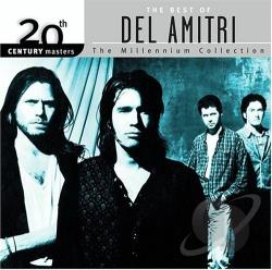 Del Amitri - 20th Century Masters - The Millennium Collection: The Best of Del Amitri CD Cover Art