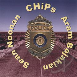 Noonan, Sean - CHiPs CD Cover Art