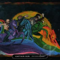 Kaptain Sun - Rainbowride CD Cover Art