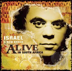 Israel - Alive in South Africa CD Cover Art