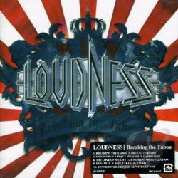 Loudness - Breaking The Taboo CD Cover Art