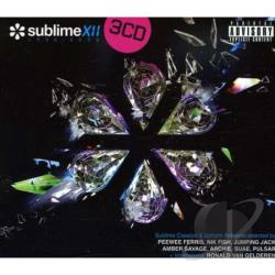 Sublime XII - Various CD Cover Art