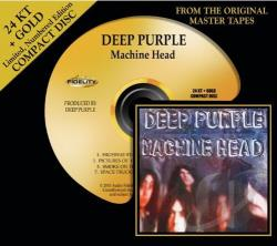Deep Purple - Machine Head CD Cover Art