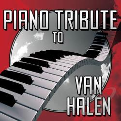 Piano Tribute to Van Halen CD Cover Art