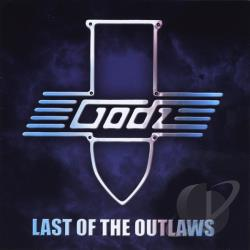 Godz (Hard Rock) - Last of the Outlaws CD Cover Art