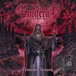 Ensiferum - Unsung Heroes CD Cover Art