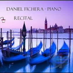 Fichera, Daniel - Recital CD Cover Art