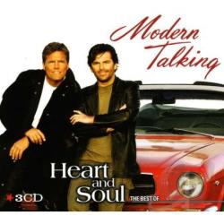 heart soul the best of modern talking cd album. Black Bedroom Furniture Sets. Home Design Ideas