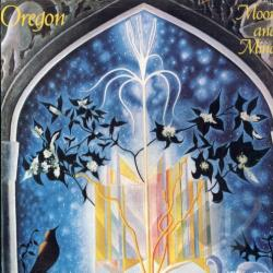Oregon - Moon and Mind CD Cover Art