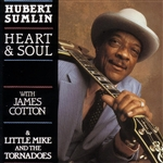 Sumlin, Hubert - Heart & Soul CD Cover Art