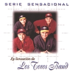 Los Toros Band - Serie Sensacional CD Cover Art