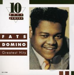 Domino, Fats - Greatest Hits CD Cover Art