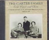 Carter Family - Gold Watch & Chain: The Complete Victor Recordings Vol. 7 CD Cover Art