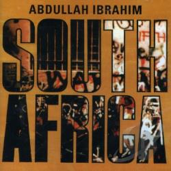 Ibrahim, Abdullah - South Africa CD Cover Art