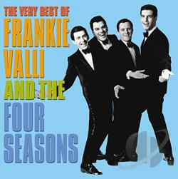 Valli, Frankie & The Four Seasons - Very Best of Frankie Valli & the Four Seasons CD Cover Art