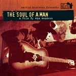 Soul Of A Man, The - (Martin Scorsese PR - Martin Scorsese Presents The Blues: The Soul Of A Man CD Cover Art