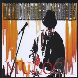 David Matthew Daniels - Muloch CD Cover Art