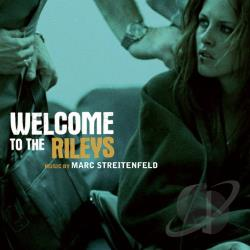 Streitenfeld, Marc - Welcome to the Rileys CD Cover Art