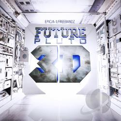 Future - Pluto 3D CD Cover Art