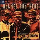 Holmes Brothers / Original Soundtrack - Lotto Land CD Cover Art
