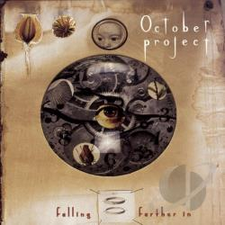 October Project - Falling Farther In CD Cover Art