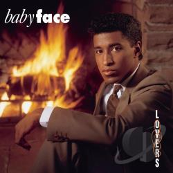 Babyface - Lovers CD Cover Art