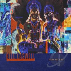 Laswell, Bill - Hear No Evil CD Cover Art
