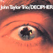 Taylor, John - Decipher CD Cover Art