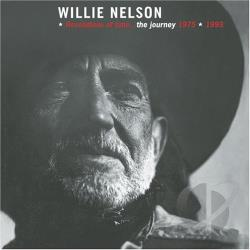 Nelson, Willie - Revolutions Of Time: The Journey 1975-1993 CD Cover Art