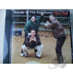 Randy & The Rainbows - Play Ball CD Cover Art