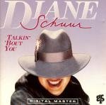 Schuur, Diane - Talkin' 'Bout You CD Cover Art
