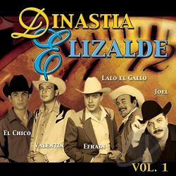 Dinastia Elizalde, Vol. 1 CD Cover Art