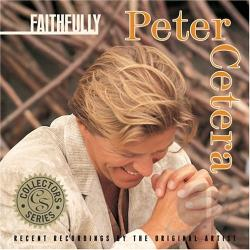 Cetera, Peter - Faithfully CD Cover Art