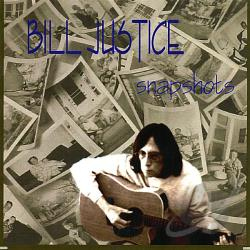 Justice, Bill - Snapshots CD Cover Art