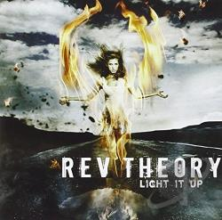 Rev Theory - Light It Up CD Cover Art