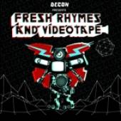 Fresh Rhymes & Videotape CD Cover Art