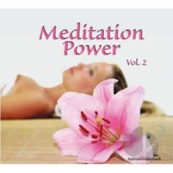 Bjornemyr - Bjornemyr Vol. 2 - Meditation Power CD Cover Art