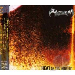Anthem - Heat Of The Night DS Cover Art