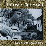 Lester Quitzau - Keep On Walking CD Cover Art