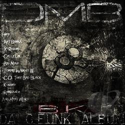 DMB - BK Da G-Funk Album CD Cover Art