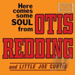 Redding, Otis - Here Comes Some Soul CD Cover Art
