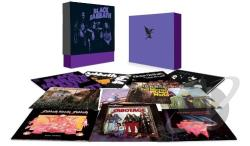 Black Sabbath - Vinyl Collection 1970-1978 LP Cover Art