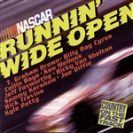 Nascar: Runnin' Wide Open CD Cover Art