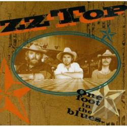 ZZ Top - One Foot in the Blues CD Cover Art